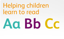 helping children learn to read