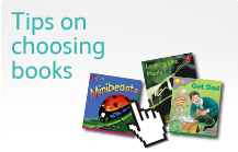 tips on choosing books