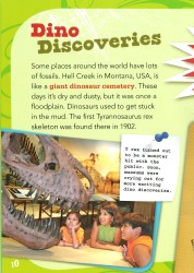 Digging up Dinosaurs - Ginn Pocket Reads