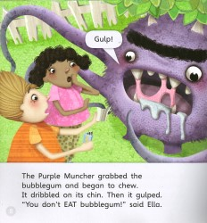 The Purple Muncher - Phonics Bug