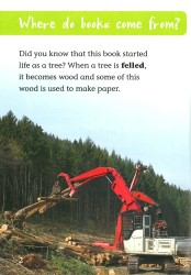 From Tree to Book - Collins Big Cat