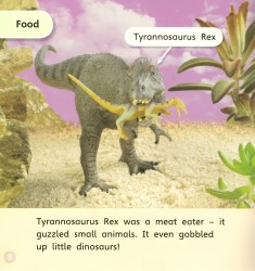 Dinosaurs - Phonics Bug