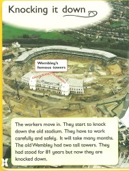 Building Wembley - Project X