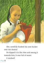 Abu and the Crown of Egypt - Ginn Pocket Reads